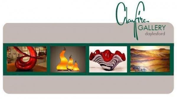Clayfire Gallery-Sara Paxton Artworks