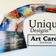 Unique Art Cards_For Sale_Sara Paxton Artworks