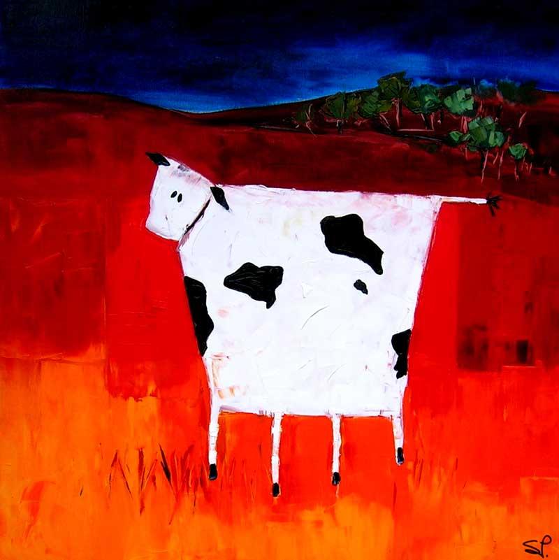 Sara Paxton Artworks-Myrtle-87x87cm