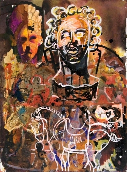 Mario Luccio Exhibition Opening