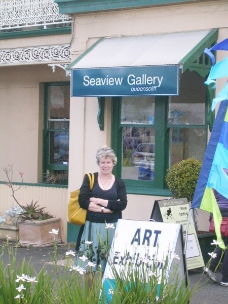 Exhibition at Seaview Gallery