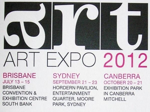 Sydney ART EXPO 2012