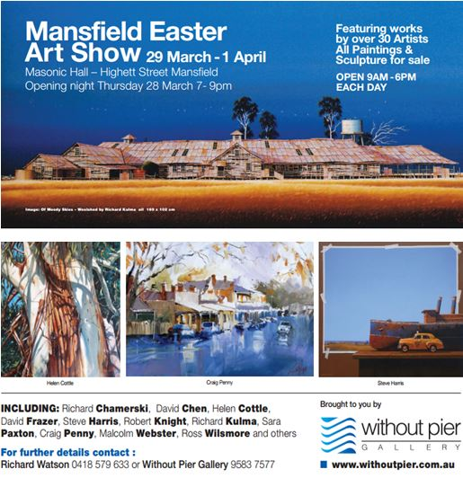 Mansfield Easter Art Show