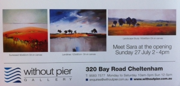 Melbourne Oil Painting Exhibition