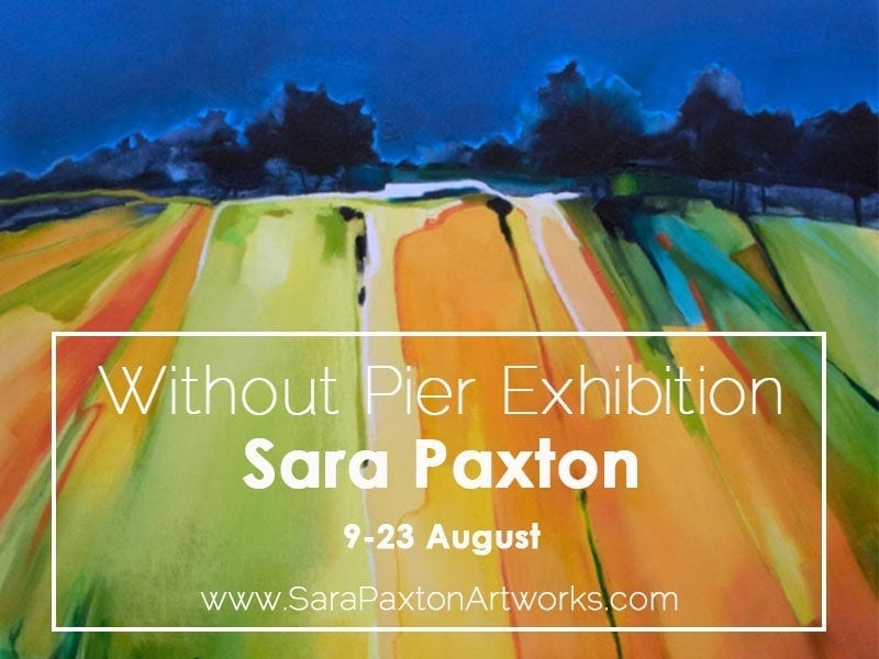 Without Pier Art Exhibition 2015
