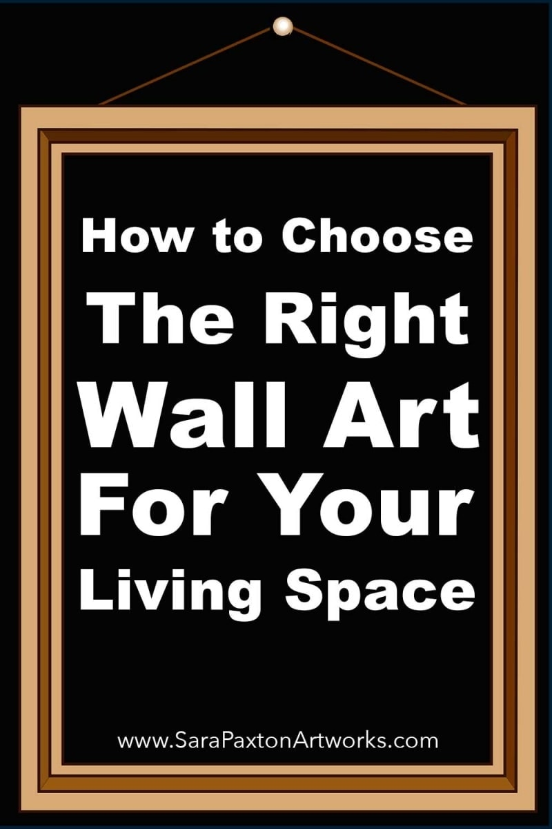 How to Choose Wall Art for Living Room