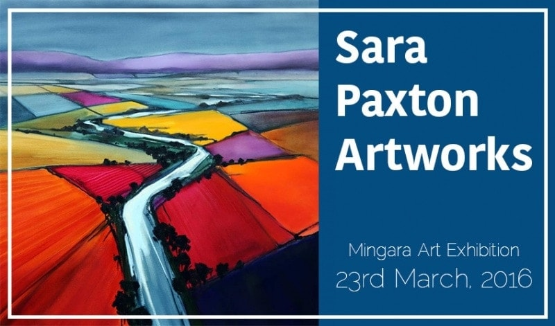 Mingara Art Exhibition March, 2016