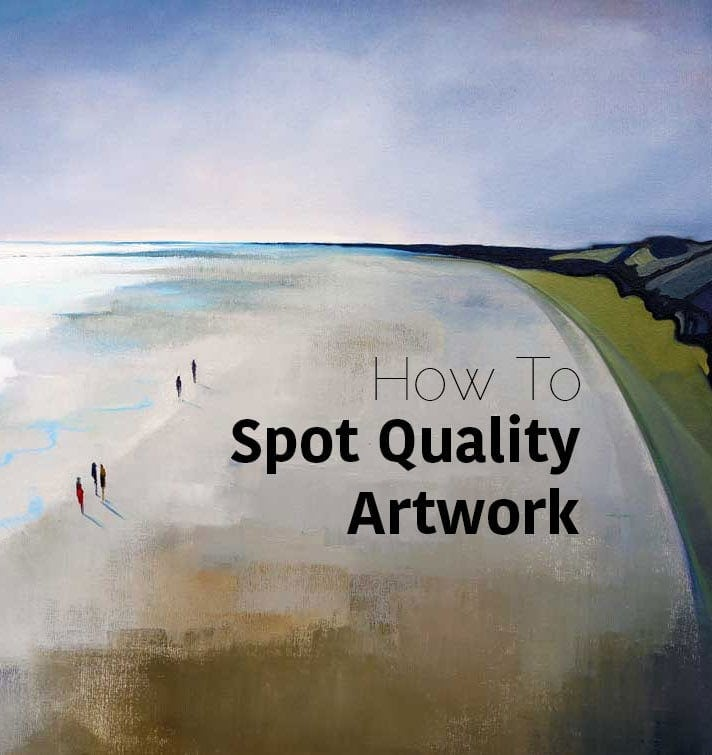 What Makes Good Art & How to Spot It