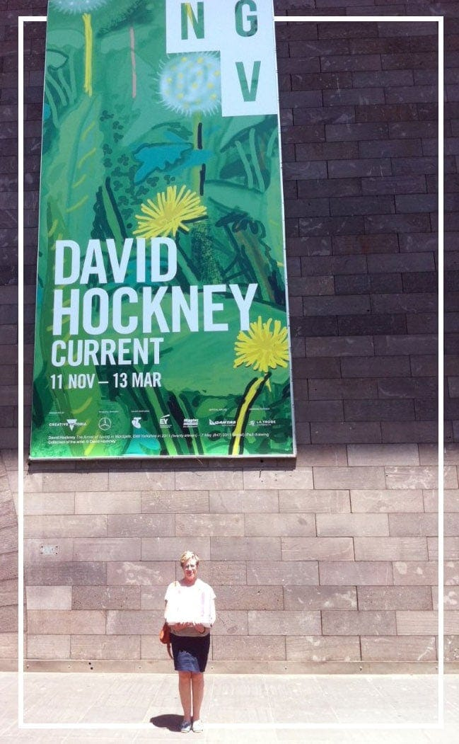 David Hockney The Digital Artist