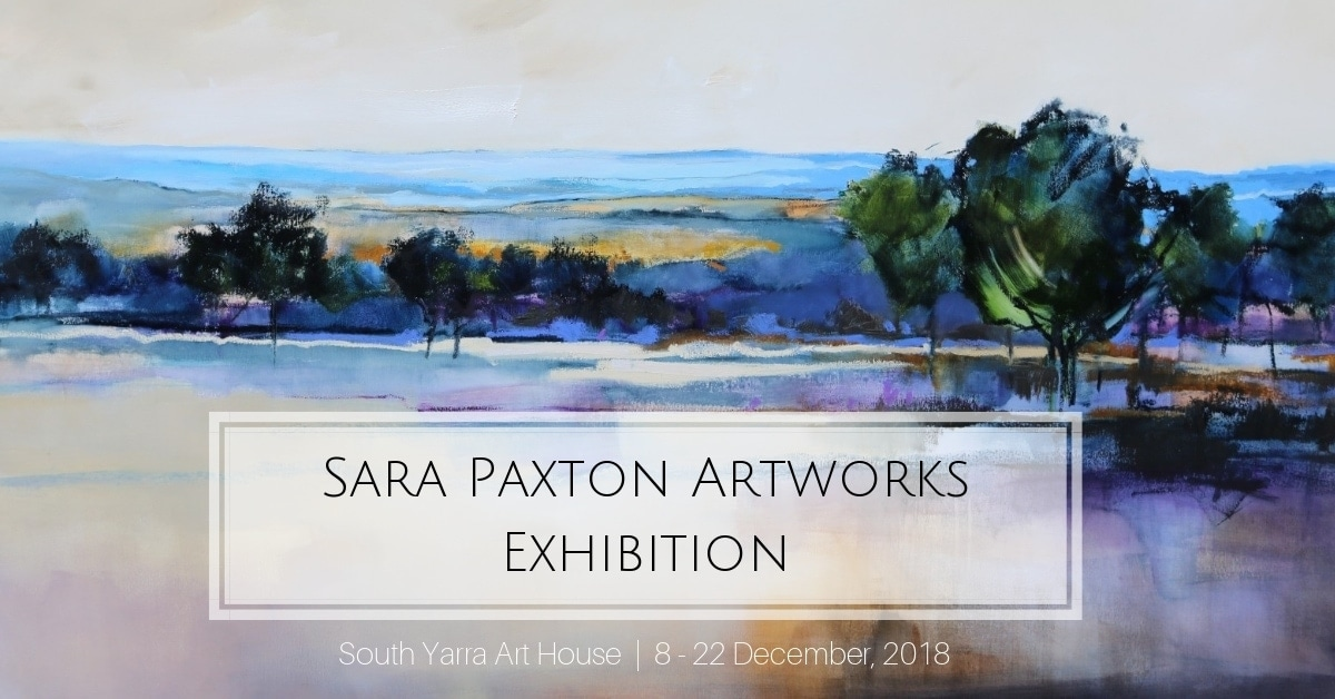 South Yarra Art House Exhibition