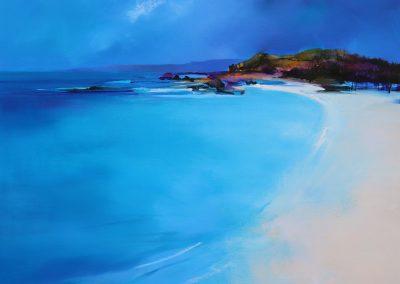 Perfect Beach 92x92cm