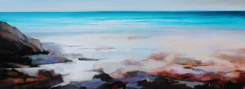 Beach Beauty 160x60cm