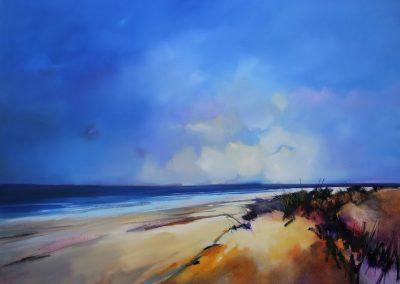Sand Dunes 120x90cm